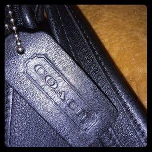 Vintage Coach O/S Bag Janice F3X-9950